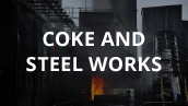 STEEL AND COKE WORKS